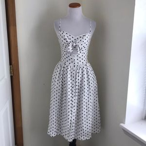 Dresses & Skirts - Polka dot Midi Dress